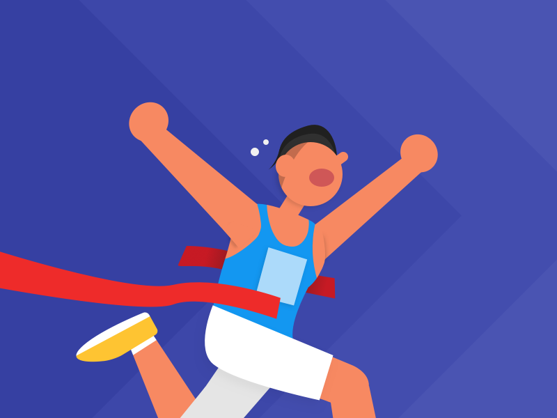 Made An Illustration For Something New In The App Totally Inspired By Google Fit Website