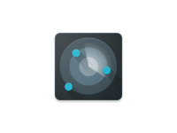 GPS Status and Toolbox (Radar) Icon