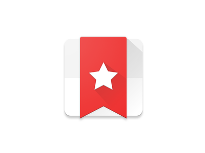 Wunderlist Icon (Concept) wunderlist iconography app icon android material design
