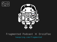 DroidTee #?? SpaceDroid