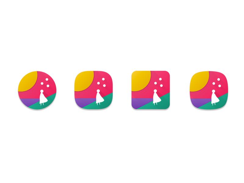 Adaptive icon