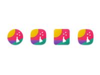 Fabulous - Adaptive Icons