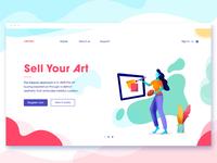 Landing Page Design | UI