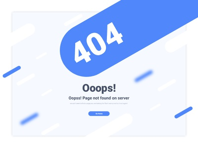 404 Page web ui design oops error ui design 404 page page 404