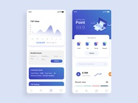 Earning points Ui