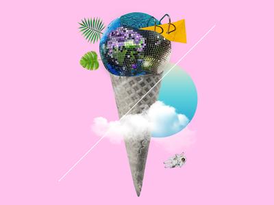 Disco-cream
