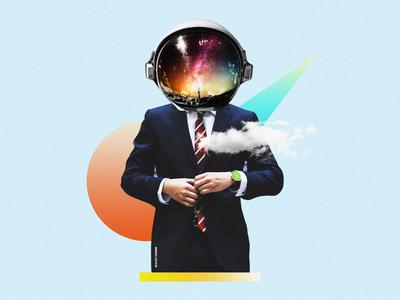 Spaceness Man