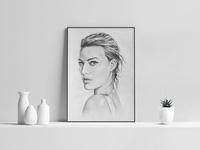 Woman portrait №1