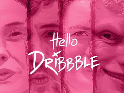 Dribble Hello World