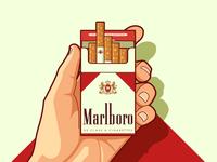 Cigarette?