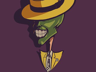 The Mask comedy mask jim carrey smokin movie film