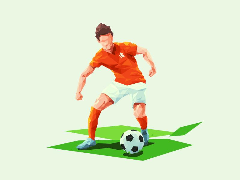 ING - Brazil World Cup dutch soccer football player keeper kick