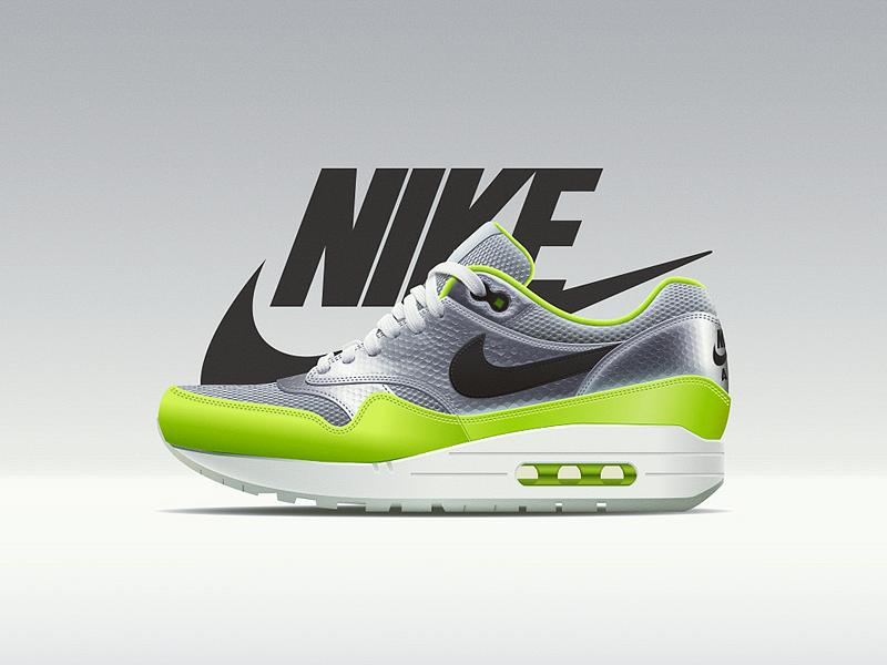 Nike Air Max 1 - Mercurial Pack by