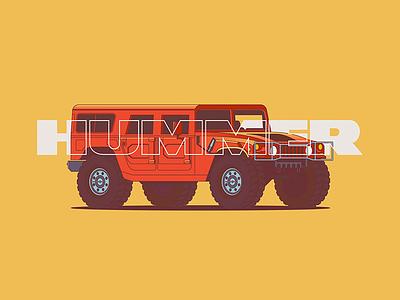 Hummer H1 vehicle truck suv 4x4 car
