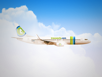 Transavia Airplane