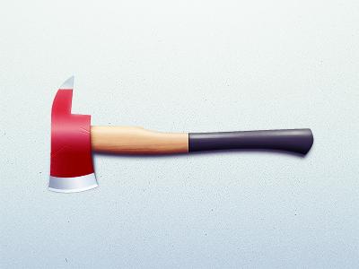 Fire Axe fire axe emergency blood zombie weapon