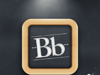 Blackboard b