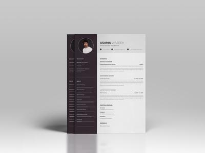 Resume/CV and Coverletter