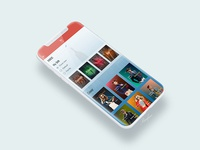 Edit Section User Profile -Social Magazine App