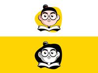 Book boy Logo