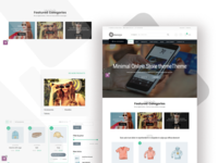 Free ShopStore WooCommerce WordPress Theme