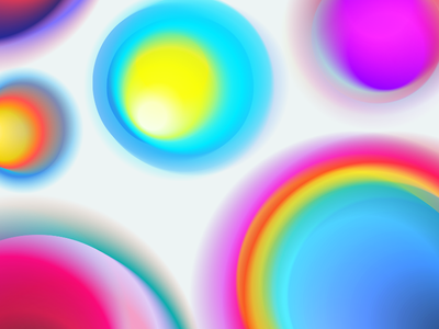 30 Vibrant Gradients colorful vector elements drops background shapes blurry colors dynamic abstract holographic vibrant pack color gradient