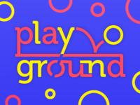 Play ball! playground