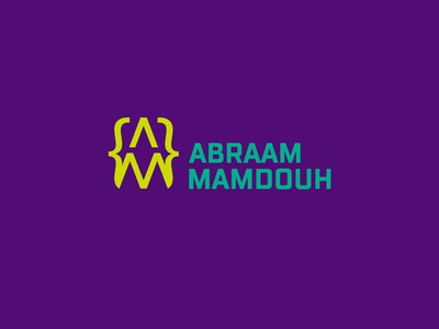 Abraam Mamdouh (Programmer) Logo