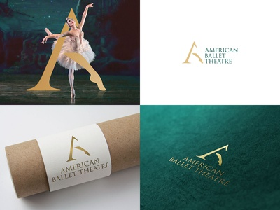 American Ballet Theater Logo redesign