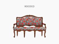 Rococo deck