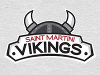St Martini Vikings with Horns