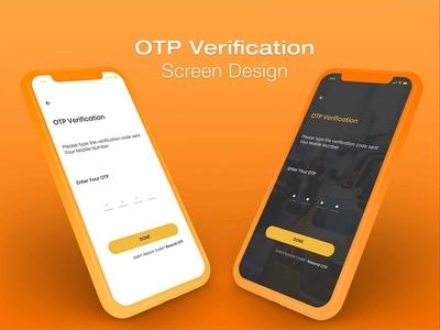 Taxi App OTP Verification App