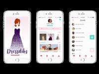 Dress Dibs app