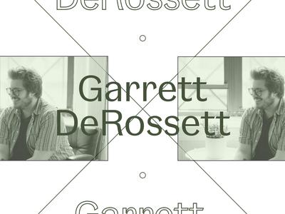 Interview with Garrett DeRossett of Alright Studio