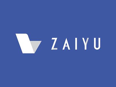 ZAIYU Branding 在御 zaiyu illustration logo branding
