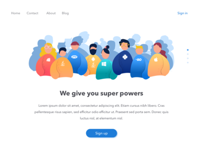Integration UI Illustration