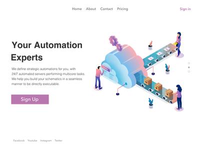 Automation UI Design