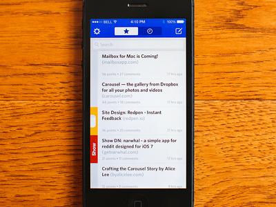Designer News for iPhone