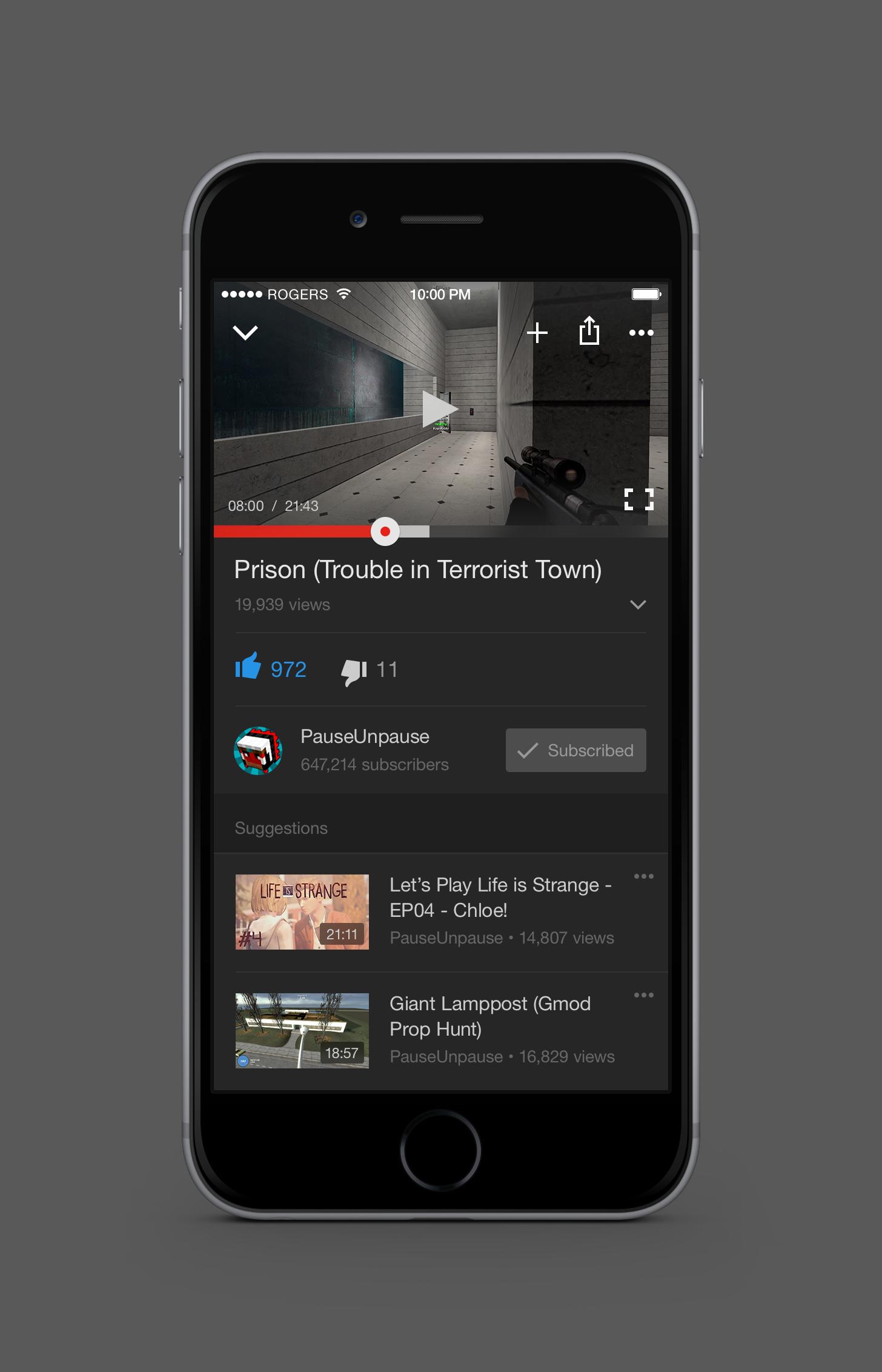 Youtube pixels