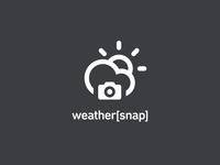 Weather[snap] Logo