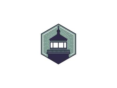 The Mayhew Lighthouse Badge