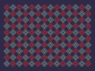 Mayhew Monogram Pattern