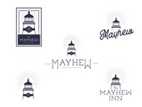 Alt Mayhew Lighthouse logos