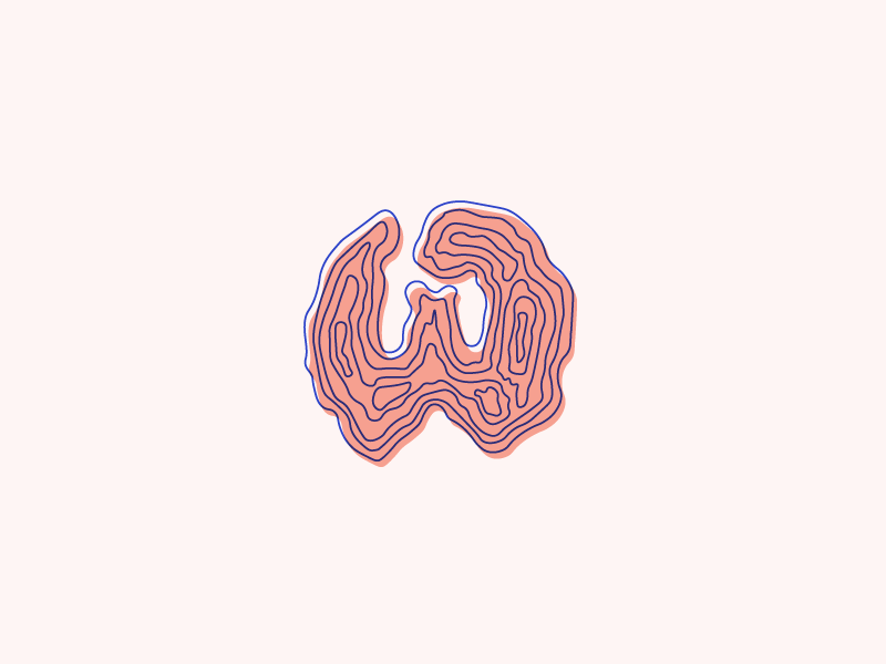 Wu Tang Brain By Justin Theroux Dribbble Dribbble