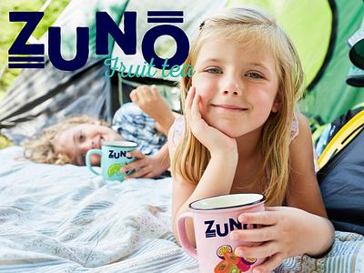 ZUNO packaging design brand identity design