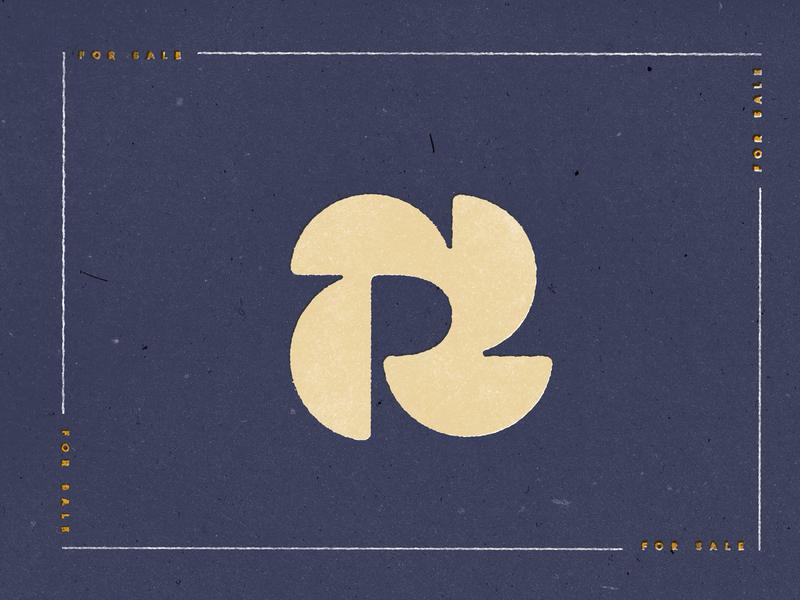 Ret's go! circle geometric lettermark letter wordmark logotype logo for sale for sale logo vector bezierclub lettercollective custom lettering