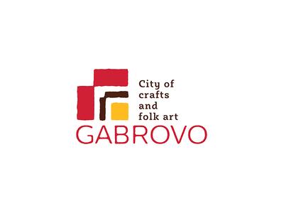 Gabrovo #3 folk art crafts proposal competition branding logo design handmade vector bezierclub lettercollective custom lettering
