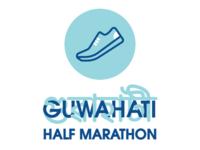 Guwahati Half Marathon - Logo