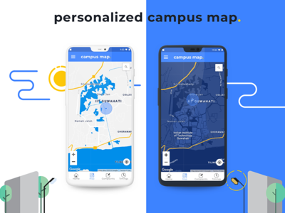 OneStop - Campus Map