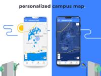 OneStop - Campus Map